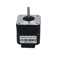 open stepper motors RS232 bus servo step motor and driver