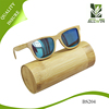 2017 New wooden bamboo sunglasses with polarized lens