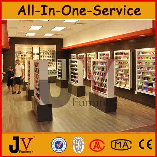Mobile Phone Shop Interior Design For Accessories Store And Kiosk