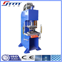 High Accuracy Deep Throat Hydraulic Hole Punch Machines for Metal