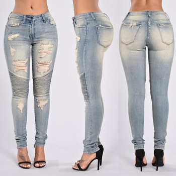 Bilder von Frauen in engen Jeans