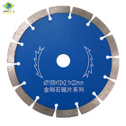 Ti-coated Dry Cutting Saw Blade General Purpose Disc Cutter Tools Diamond Saw Blade for Dry Wet Cutting Stone Granite Marble Concrete Brick