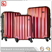 2 Piece Handle Luggage Set Suitcase 3pcs Trunk Made In China For Girl