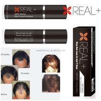 100% safe&effective natural hair growth back product REAL PLUS hair loss solution