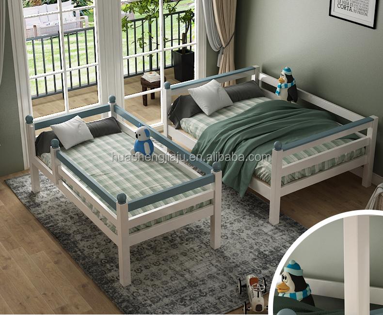 Letto A Castello Per Adulti : Adulto mobili camera da letto in legno massello letto a castello