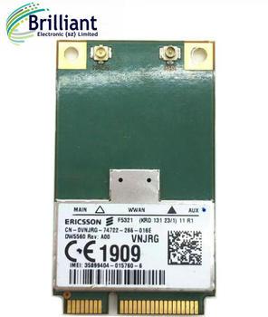 Wireless Adapter Card For F5321gw Wireless Dell Dw5560 5560 3g Wwan Mini  Pci-e Gsm Gprs Edge Umts Wcdma Hspa+21mb Gps Module - Buy F5321gw Product  on
