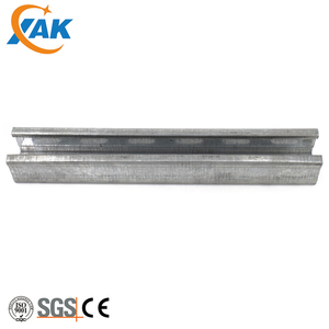 competitive price gi c channel steel for ceiling
