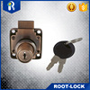 allen key lock lever door handle lock loop lock