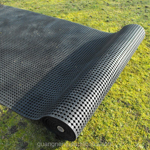 Low price rolled large long rubber flooring mats