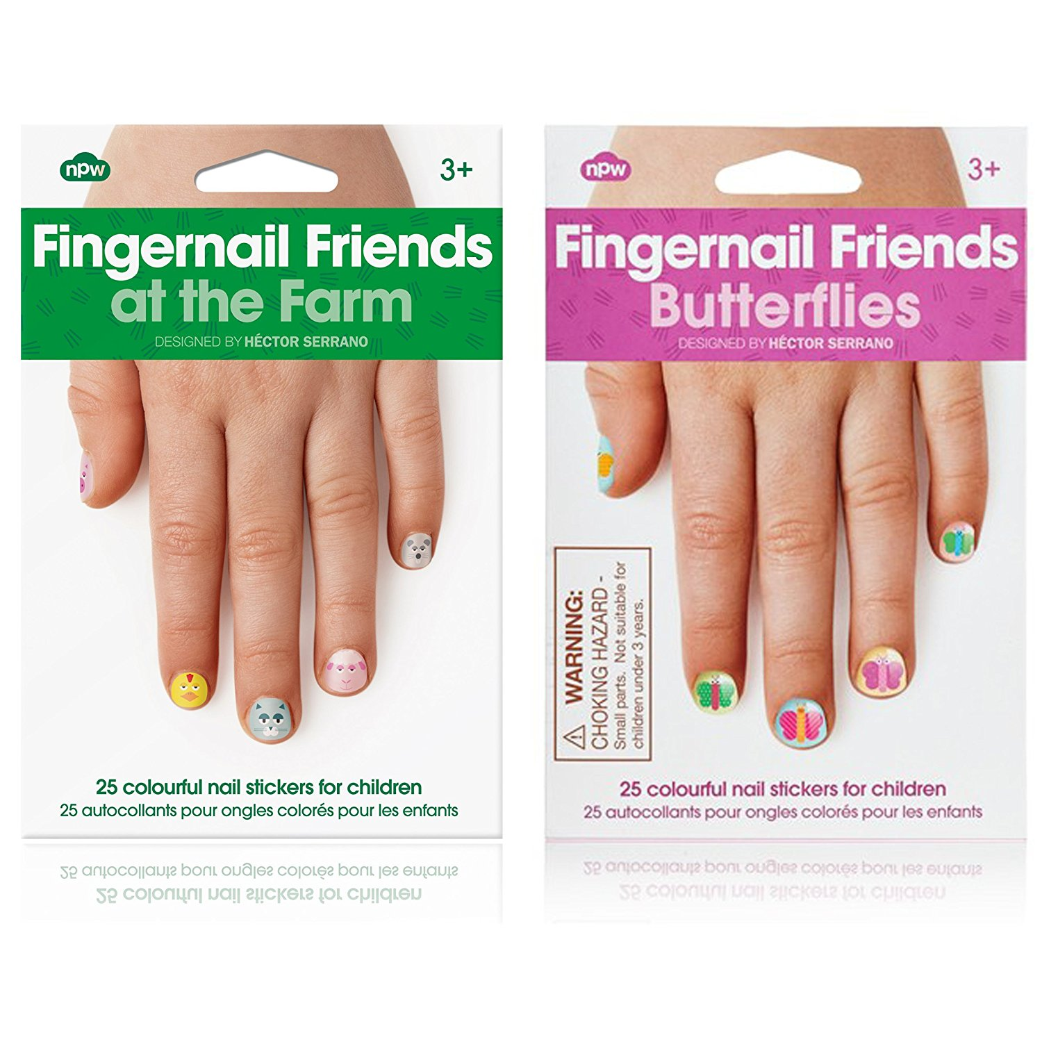Buy Fingernail Friends Colorful Nail Stickers Nail Art For Children