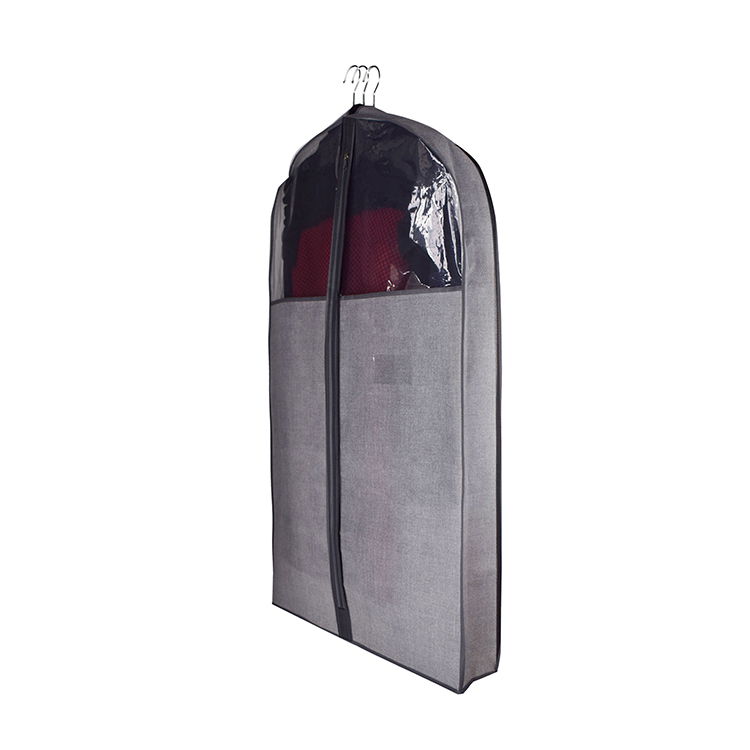 Wholesale alibaba clear plastic garment bags/suit cover with customized logo