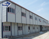 Multi storey china prefab labor camp house for workers