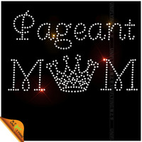 Pageant Crown Rhinestones Decoration For Dresses