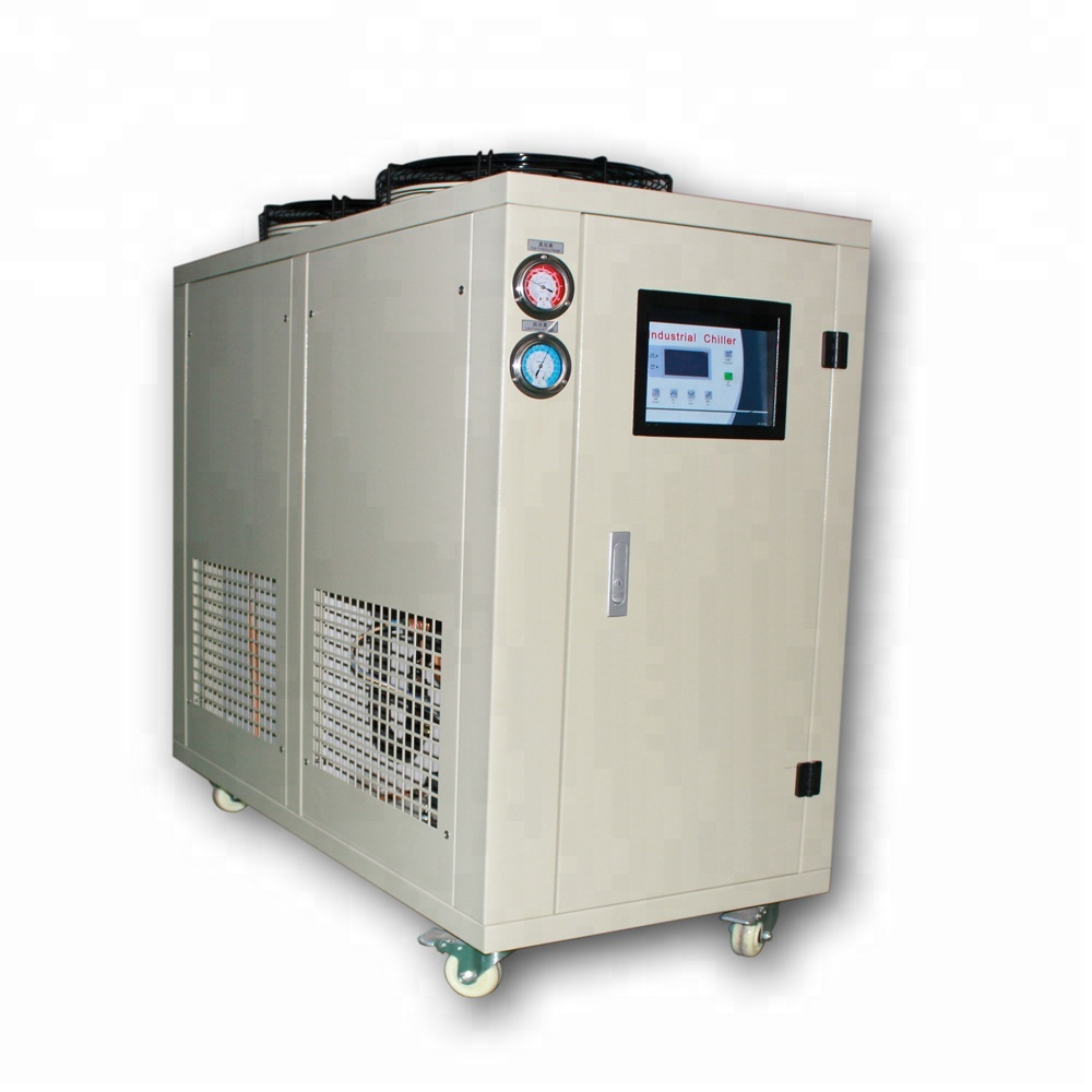 5 Ton Qatar Industrial Air Cooled Water Chiller Machine 300 Controller  Price List - Buy Chiller Machines Price,5 Ton Water Chiller Price,Chiller  Price