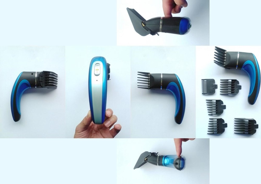Home Use Rechargeable 2 Set Clipper Blade