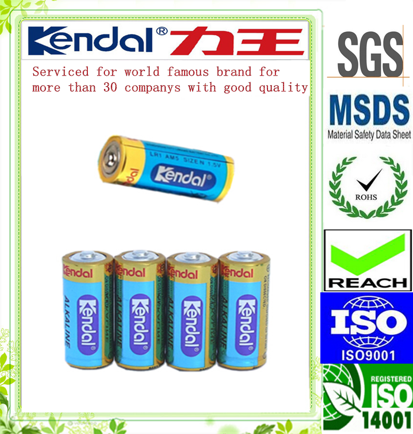 battery manufacturers for alkaline carbon battery lr1