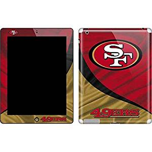 NFL San Francisco 49ers New iPad Skin - San Francisco 49ers Vinyl Decal Skin For Your New iPad