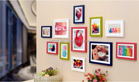 5-12inch 10x10 photo frame family