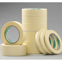 China professsional manufacture cheap price crepe paper painters automotive masking tape