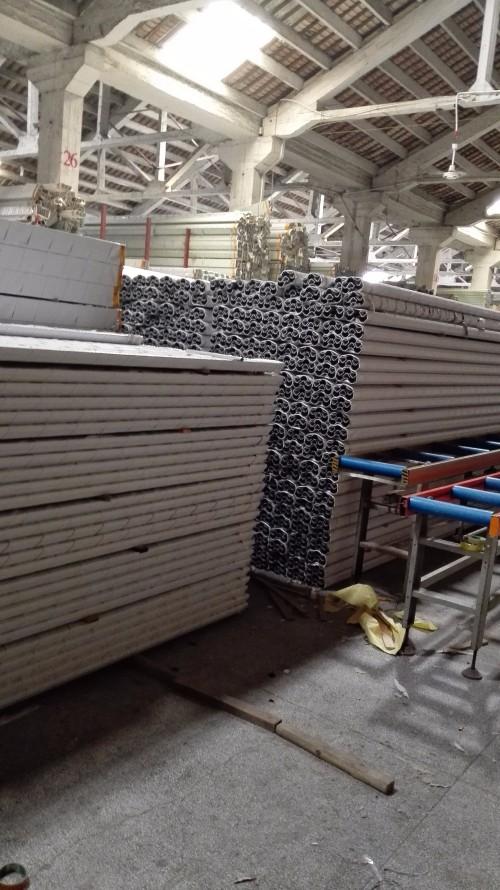Klimaanlage Luftboden HVAC Decke Aluminium Eierkiste