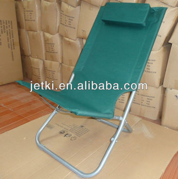 Folding Canvas Portable Sling Chair