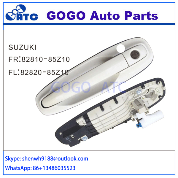 Low prices Good quality Car Outside Door Handle FOR SUZUKI OEM 82810-85Z10 82820-85Z10