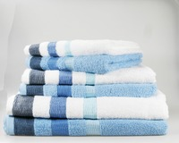 Popular New Design Widely Used Cotton Bath Towels Bulk