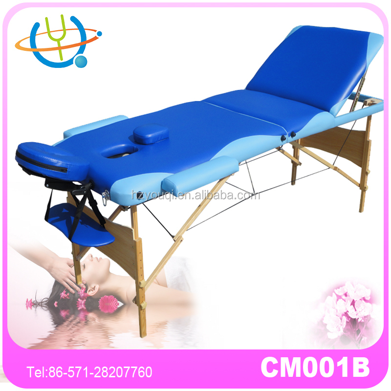 Excellent Quality SPA Furniture Blue Ridge Fixed Massage Table