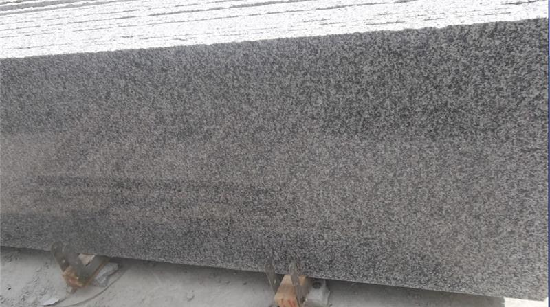hot new imports natural stone gray G684 granite flamed for flooring tile