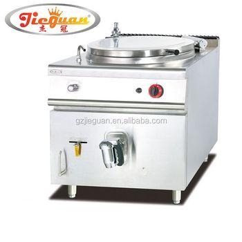 Restaurant Kitchen Equipment Gas Soup Boiler Manufacturer