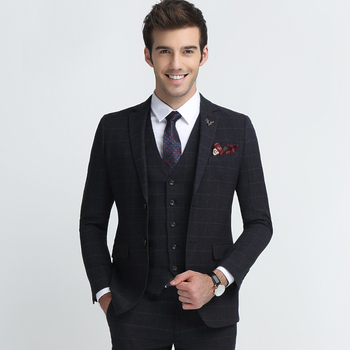Office Attire Of Working Business Suit