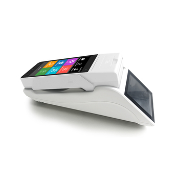 smart pos Z90 all in one pos terminal with printer support 2G/3G/4G/WIFI/hotspots/bluetooth communication