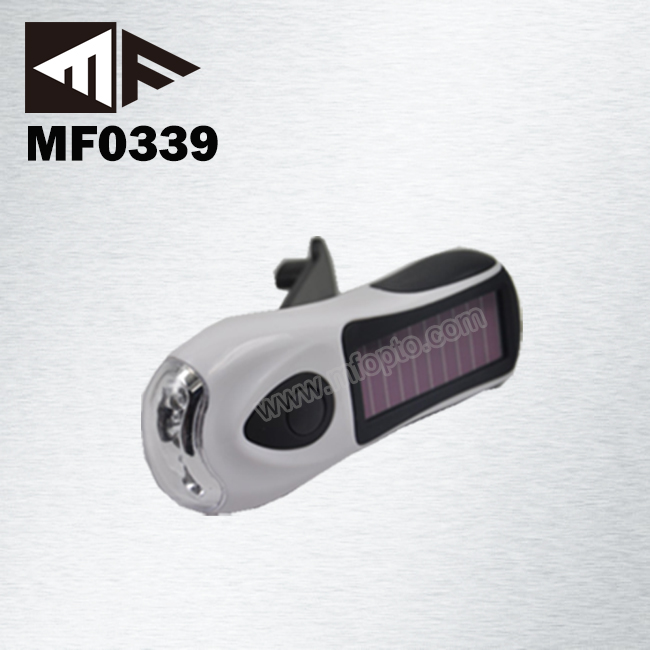 ABS Wind Up Manual Rechargeable Price Blow Torch With Hand Dynamo Solar