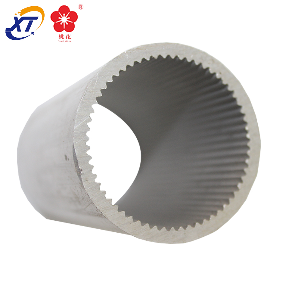 Industrial Aluminum Heat Sink Tube,Aluminium Extrusion Cylindrical Heat Sink