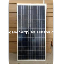 Factory directly sale solar panel 18v pv 80w