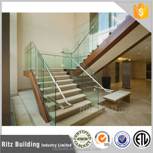 Glass Stair Railing Kits, Glass Stair Railing Kits Suppliers And  Manufacturers At Alibaba.com