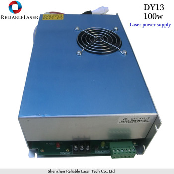 High voltage DY13 100W Reci Laser Power Supply for W4 Reci CO2 Laser Tube