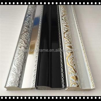 Wholesale Gold Silver Flower European Design Ps Picture Frames ...