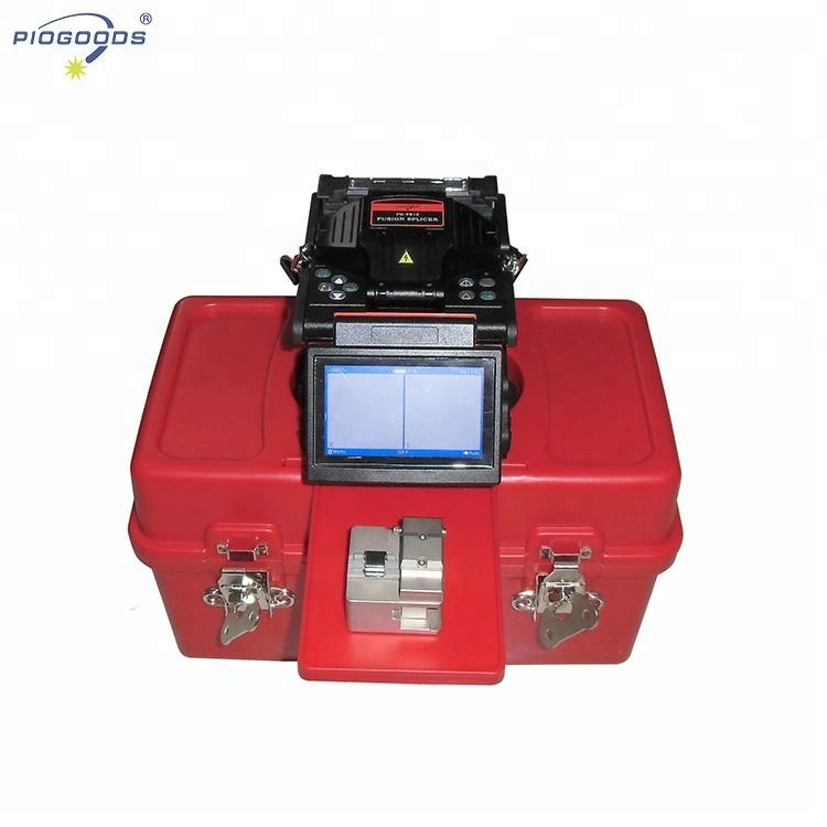 Quality In Low Price Of Easy Operating Fusion Splicer English Version Single Fiber Welding Machine T60 Superior