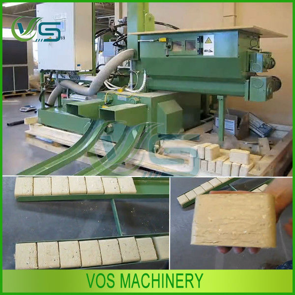 Biomass briquette machine briquetting press