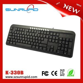 Usb Wired Computer Keyboard Pc Laptop Desktop Spanish/italian ...