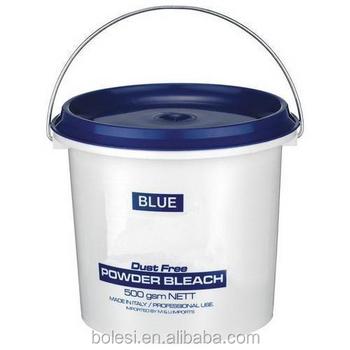 Oem Mejor Calidad Pelo Blanco Azul Polvo Blanqueador - Buy Polvo ...