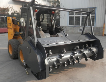 forestry mulcher for bobcat skid steers, View forestry mulcher, HCN Product  Details from Xuzhou HCN Machinery Technology Co , Ltd  on Alibaba com