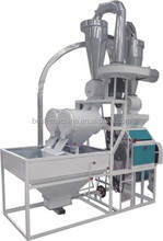 5 Ton per day Grain mill Automatic Maize/Wheat Flour Milling Machine