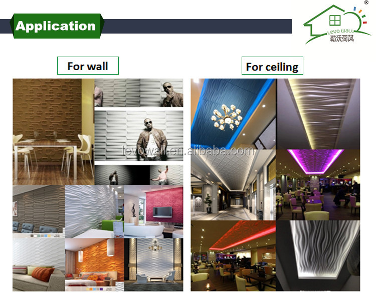 3D Wall Paper And 3D Wall Coating From WallArt