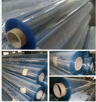 PVC Flexible Plastic Sheet for Packaging Bags