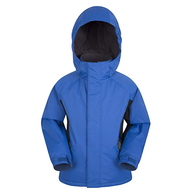 Kids Snowsports Ski Jacket Children Snow Wear Outdoor Snowboard Breathable Coat