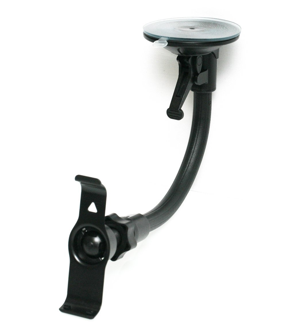 i.Trek Cup Holder Mount for Garmin Nuvi 2555LMT 2555LT 2595LMT ME-CM+STGN+BKT25X5