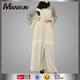 Muslim Long Tunic Woman Arabic Maxi Dress with Lace Decoration Morocco Kaftan Online Wholesale Islamic Clothing