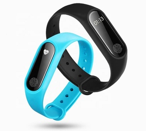 Image of Hot Smart Band Waterproof Band Heart Rate Monitor Bluetooth Sleep Fitness Tracker M2 Smart Bracelet